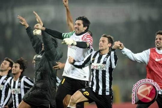 Juventus puncaki klasemen setelah menangi Derby della Mole