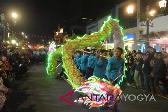Gerebek silaturahmi perkokoh Yogyakarta