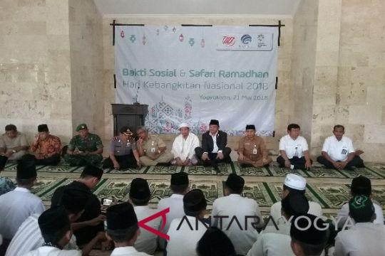 Menkominfo lakukan bakti sosial di ponpes al-mumtaz