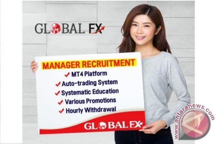 Layanan global forex