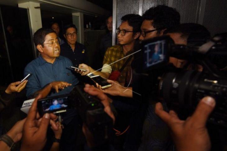 Idrus Marham: Golkar solid dukung Novanto - ANTARA News ...