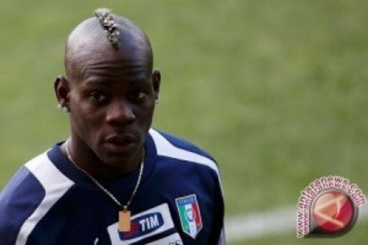 Balotelli  peroleh kepercayaan pelatih timnas Italia