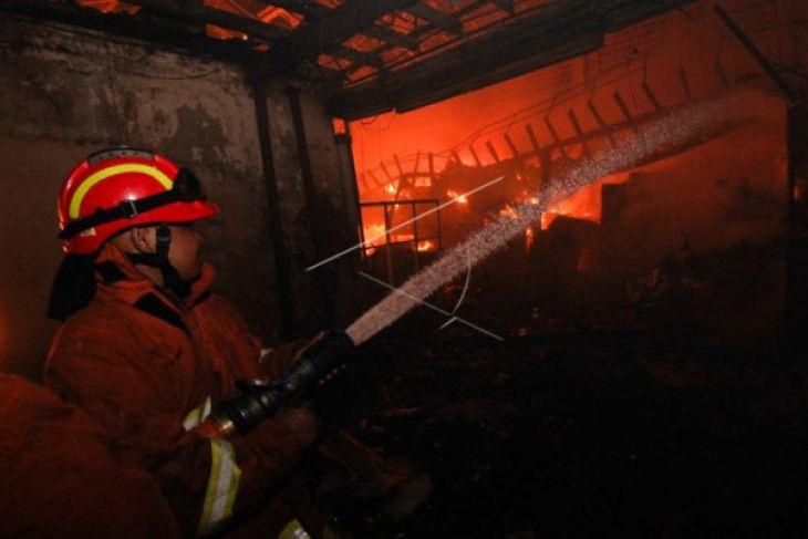89 kebakaran di Bantul selama  2018