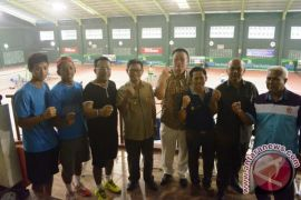 Laga Open Turnament Tenis Men's Future