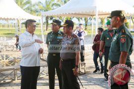 Dua Hari Jelang Kehadiran Presiden Jokowi di Tanjung Selor