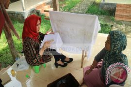 Potensi Besar untuk Kembangkan Batik Kalimantan Utara