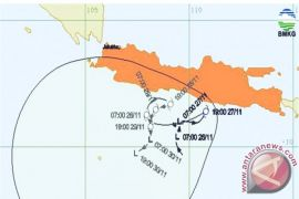Alhamdulillah, Siklon Cempaka Tak Mampir Ke Kaltara