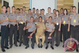 Biro Humpro Dukung Pengembangan Kualitas SDM Bhabinkamtibmas