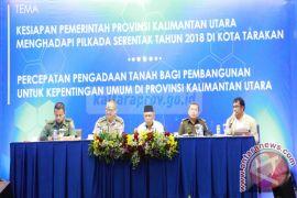 Pemprov Siap Sukseskan Pilkada Serentak di Tarakan