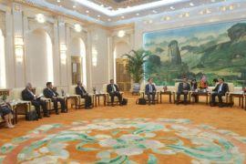 Seriusi Rencana Investasi, RRT-RI Lakukan Pertemuan di Beijing