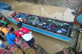BC nunukan kembalikan sepeda motor milik WN Malaysia
