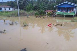 Banjir kiriman Malaysia Rendam Puluhan Desa di Nunukan
