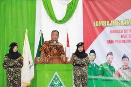 Harapkan GP Ansor Dukung Program Pemprov Kaltara