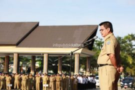Gubernur Imbau ASN Ikut Jaga Kondusifitas Daerah