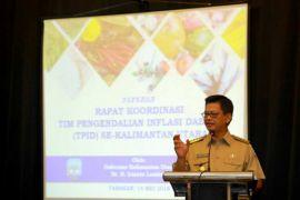 Gubernur Minta Perubahan Aturan TPID Dipahami