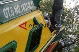 Speedboat kecelakaan di Malinau