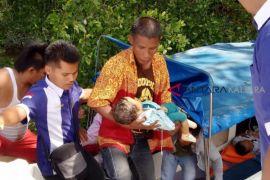 Kecelakaan kapal cepat di Malinau lima tewas