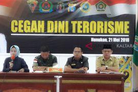 Bupati Nunukan ingatkan PNS tidak terlibat radikalisme