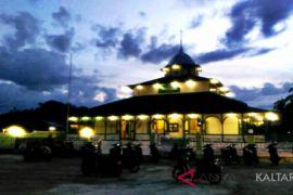 Jejak sejarah di Masjid Kasimuddin