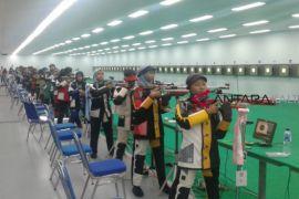 Atlit menembak Nunukan lolos final di Palembang