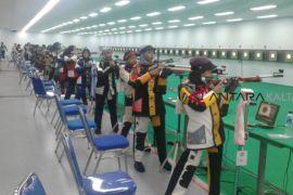 Atlit menembak Nunukan peringkat tujuh nasional