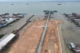 Tahap III, Pelabuhan SDF Telan Rp 10 Miliar
