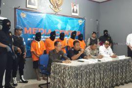 BC Nunukan gagalkan penyelundupan sabu-sabu 1 kg dari Malaysia