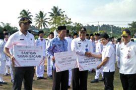 Pupuk Indonesia Rayakan HUT Di Tapal Batas