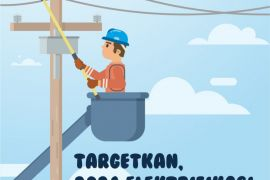 Targetkan, 2021 Elektrifikasi di Kaltara 100 Persen
