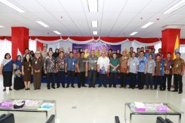 Dorong Swasta Bangun Perpustakaan Khusus