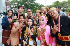 35 Putra-Putri dari Kaltara Ikuti Studi ke Tiongkok