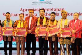 5 Karya Budaya Kaltara jadi Warisan Budaya Takbenda Indonesia