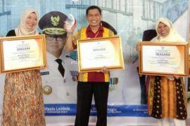 Wakil Kaltara Juara III Jambore Inovasi Kalimantan