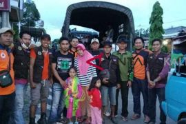 Puluhan KK warga Sulteng mengungsi ke Kaltara