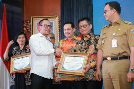 Kaltara Raih Penghargaan INTEGRA dari Kementerian Tenaga Kerja RI