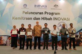 Pemprov Kaltara Terima Penghargaan dari INOVASI
