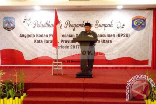 Anggota BPSK Tarakan dilantik