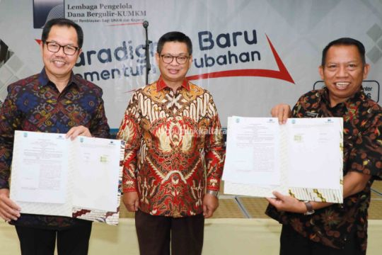 Bantu Modal, LPDB-KUMKM Siapkan Rp 100 M untuk Kaltara
