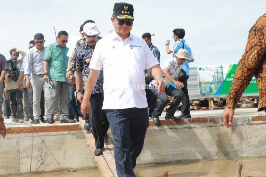 Catatan Gubernur Saat Meninjau Proyek Infrastruktur di Tarakan dan Bunyu (1)