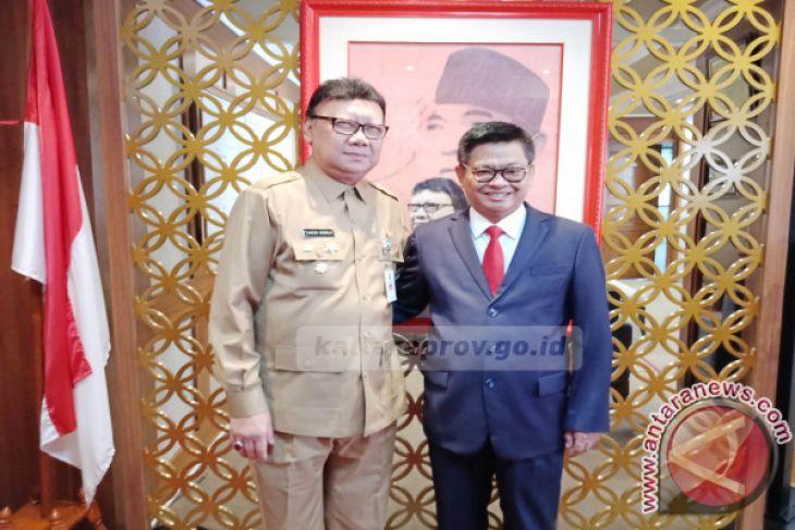 Draf Inpres KBM Tanjung Selor Segera Diusulkan Kemendagri