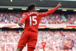 Sturridge ingin masih bertahan di Liverpool