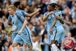Usai kalahkan Swansea, Manchester City Catatkan Rekor Kemenangan Berturut-turut