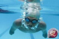 Cabang Olahraga Renang, Jabar Pimpin Perolehan Medali
