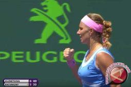 WTA Finals, Kuznetsova Berhasil Taklukkan Radwanska