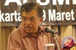 Wapres: tak etis bagi takjil gratis dilabeli '2019 Ganti Presiden'