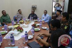 Kakanwil Kemenkumham Kalteng Silaturahmi Ke Bupati Sukamara