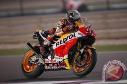 Marquez amankan start terdepan di GP Jerman