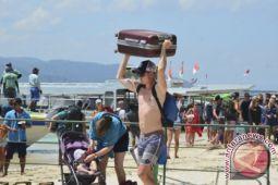 Sumbangan Devisa Pariwisata RI Masih Kalah dari Thailand dan Malaysia