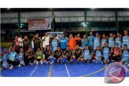 Barut Gelar Kejuaraan Bupati Cup Fun Futsal