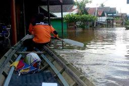 Waduh! 1.032 Rumah Terendam Banjir di Murung Raya